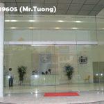 cửa kính  cường lực cao cấp  an toàn tại TP HCM