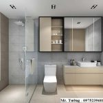 Kính cường lực phòng tắm giá tốt nhất tphcm