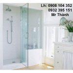 Lắp đặt phòng tắm kính giá rẻ nhất quận 12