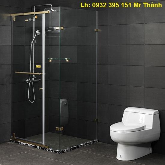 Lắp đặt vách tắm kính hiện đại nhất thị trường