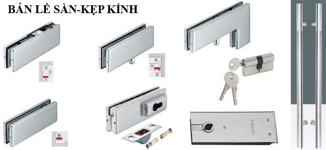 Giải pháp thiết kế cửa kính cho cửa hàng tại Trà Vinh