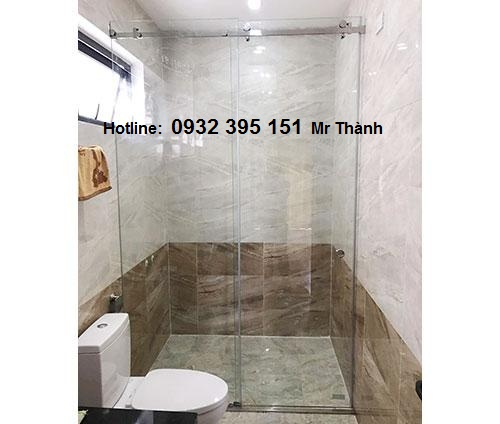 Tại sao cửa kính lùa phòng tắm  được nhiều người lựa chọn?