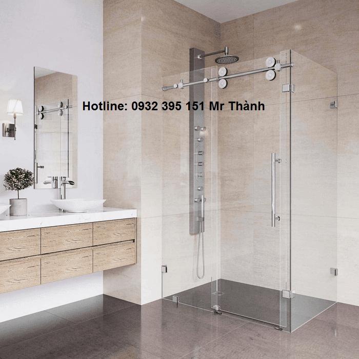Thi công phòng tắm kính tốt nhất thị trường