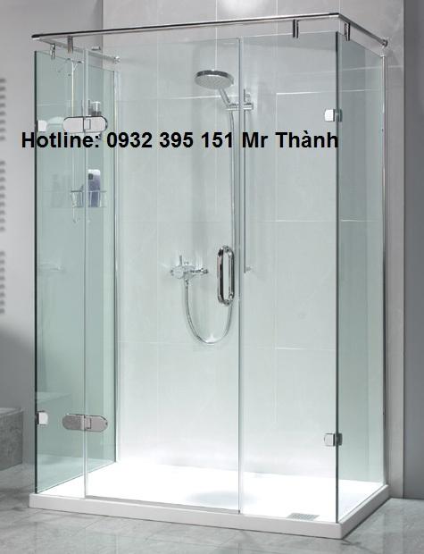 Những tiện ích trong việc thiết kế phòng tắm kính cường lực