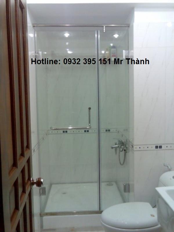 Báo giá vách tắm kính quận  Tân Phú giá tốt nhất