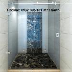 Qui trình lắp đặt vách kính tắm quận Phú Nhuận