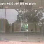 Cửa kính 10ly-12ly giá rẻ  Thiên An Phát