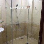 Vách tắm kính  10mm có đảm bảo an toàn không?