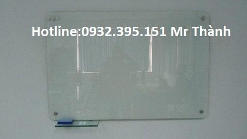 bảng kính cường lực văn phòng