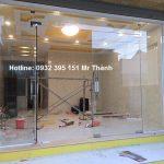 Cửa kính 10ly giá rẻ chỉ có tại Thiên An Phát