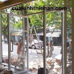Báo giá thi công cửa kính tại Quận 1-Hồ Chí Minh